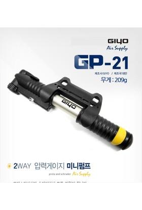 Gıyo Gp-21 Alüminyum Göstergeli Pompa