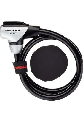 Trelock Spiral Kilit Anahtarlı Ks 340/100