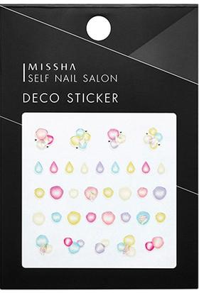 Missha Self Nail Salon Deco Sticker(No.2/Summer Waterdrop)
