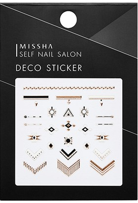 Missha Self Nail Salon Deco Sticker(No.3/Indian Tassel)