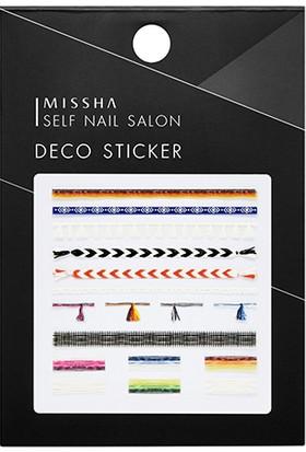Missha Self Nail Salon Deco Sticker(No.4/Lucky Ring)