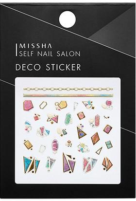 Missha Self Nail Salon Deco Sticker(No.7/Bright Piece of Pearl)