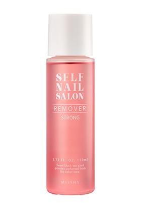 Missha Self Nail Salon Remover (Strong)