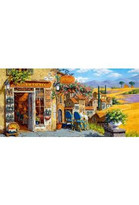 Castorland 4000 Parça Toskana Renkleri Puzzle