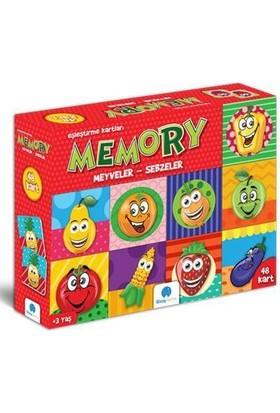 Gizz Game Memory Meyveler - Sebzeler