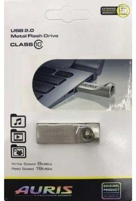Auris 4GB Usb Flash bellek Metal Kasa