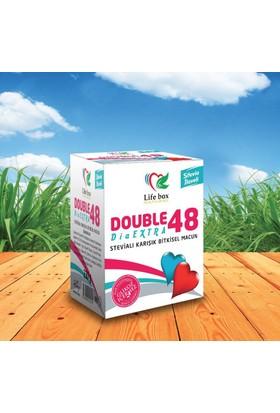 Double 48 Epimex Dia Extra Stevialı Karışık Bitkisel Macun 230 Gr