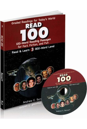 Read 100 Read & Learn 3 100-Word Level - Andrew E. Bennett