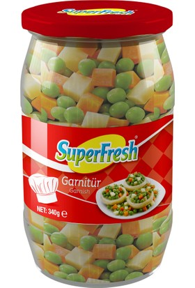 SuperFresh Garnitür 340 gr