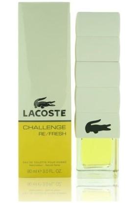Lacoste Challenge Re/Fresh Eau de Toilette Spray 90ml