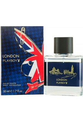 Playboy Playboy London Eau de Toilette Spray 50ml