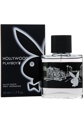 Playboy Playboy Hollywood Eau de Toilette Spray 50ml