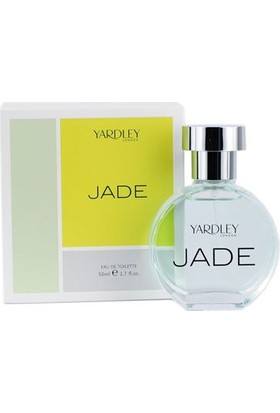 Yardley Jade Eau de Toilette Spray 50ml
