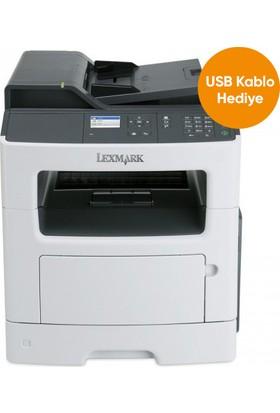 Lexmark MX317DN Tarayıcı + Fotokopi + Fax Laser Yazıcı 2.5K Toner