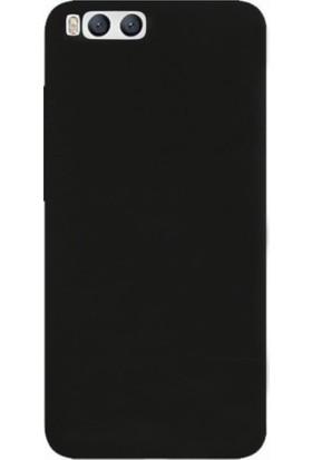 Case 4U Xiaomi Mi 6 Mi6 Kılıf Premier İnce Silikon Siyah
