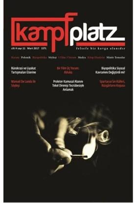 Kampfplatz 4.Cilt 11.Sayı