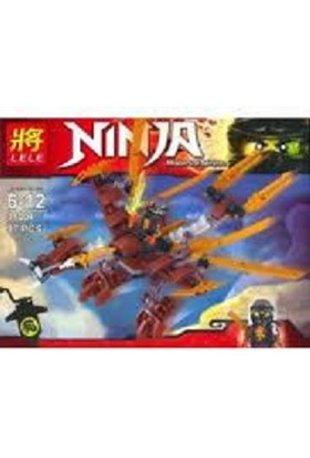 Lele Yeni Ninja Lele Ejderha Lego Serisi