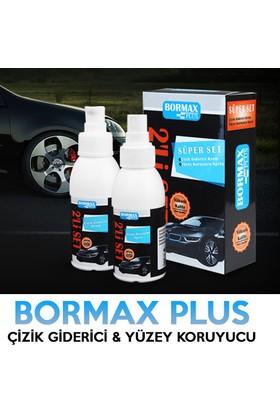 Bormax Plus Araç Çizik Giderici + Yüzey Koruyucu Sprey
