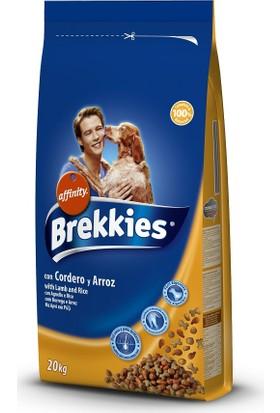 Brekkies Kuzu Etli Köpek Maması 20 Kg