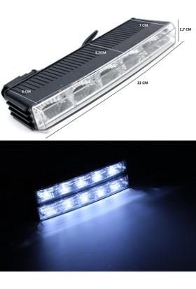 ModaCar Bmw Model 10 Ledli Sinyalli DRL Gündüz Ledi Lamba 102950