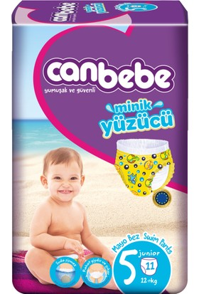 Canbebe Mayo Bez Junior 5 Beden 11 Adet