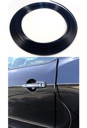 ModaCar Kapı Bagaj Koruyucu Siyah Şerit 15 Metre 321112