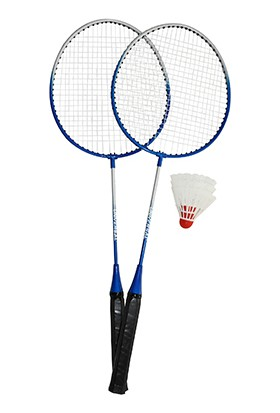 Universal 3 Top 2 Raket Badminton