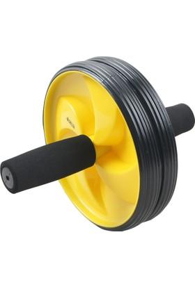 Delta Sarı Ab Slider Deluxe Egzersiz Aleti - BRS 40