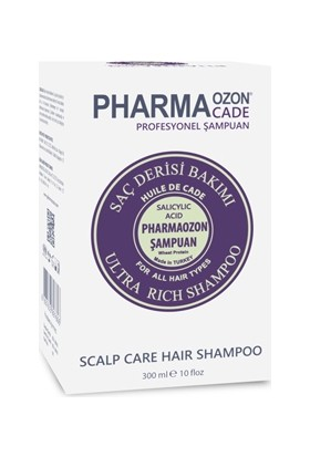 Pharmaozon Cade Şampuan 300 Ml