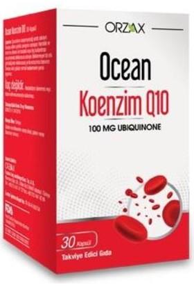 Ocean Koenzım Q10 30 Kapsul