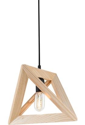 Özcan Aydınlatma Wood Sarkıt 6500-1A
