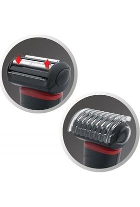 Remington BHT100 Flex Vücut Tüyü Temizleme Makinesi