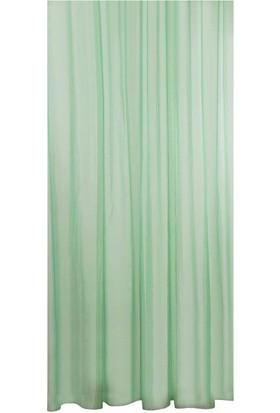 Melodie Yeşil Tül Perde 300X260