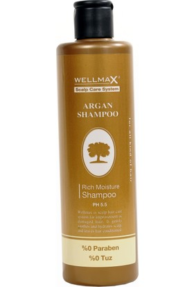 Wellmax Argan Şampuan 500 Ml