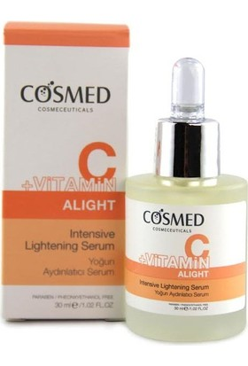 Cosmed Alight İntensive Lightening Serum 30ml