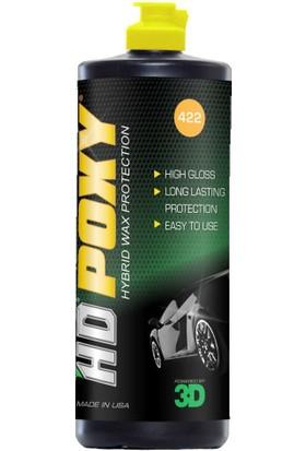 3D Hd Poxy Son Kat Cila Koruyucu 500 Ml. 422 Oz 16