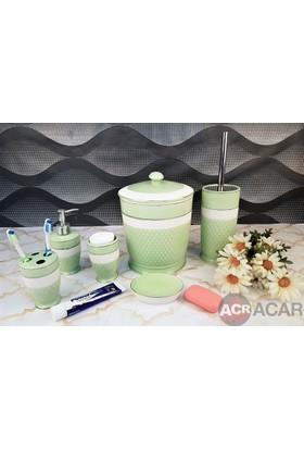 Acar 6'lı Kovalı Banyo Seti ( Ban 006812)