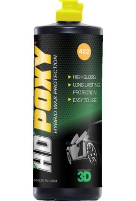 3D Hd Poxy Son Kat Cila Koruyucu 1 Lt. 422 Oz 32
