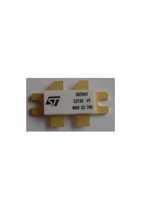 Stsd2942 St 350W Fm Transistor