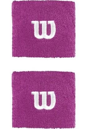 Wilson Wristband Bilek Ter Bandı - Rose Viole ( WR5602008 )