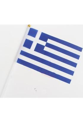 Buket Yunanistan Bayrağı 30X45