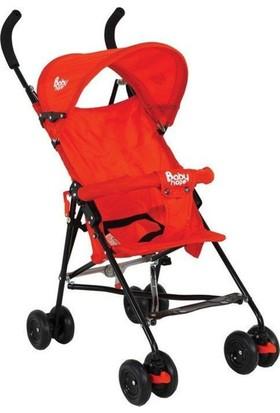 Babyhope Sc107 Baston Bebek Arabası Kırmızı