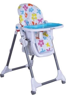 Babyhope CD42 Mama Sandalyesi Mavi