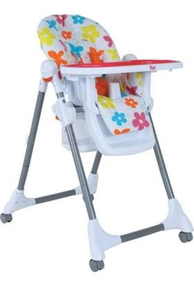Babyhope CD42 Mama Sandalyesi Pembe