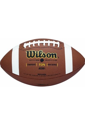 Wilson Amerikan Futbol Topu - Tds Composite Official SI (WTF1715X)