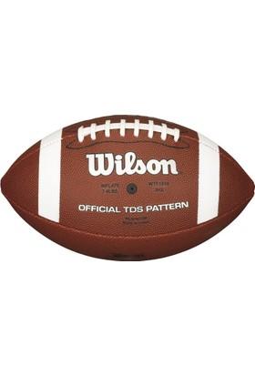 Wilson Amerikan Futbol Topu - NFL OFF F.BALL BULK XB (WTF1858XB)