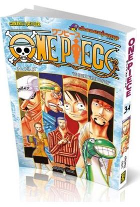 One Piece 34 Su Şehri Water Seven