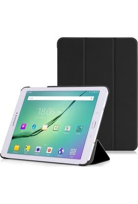 CresCent Samsung Galaxy Tab A6 Sm-T580/T585/T587 10.1 İnç Smart Case Smart Cover Kılıf