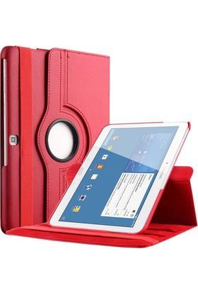 CresCent Samsung Galaxy Tab 3 Lite Sm-T110/T111/T113/T116 7 İnç 360 Derece Döner Standlı Tablet Kılıfı