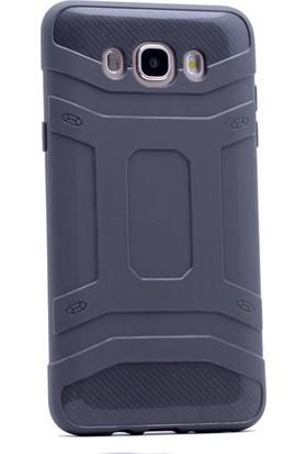 Kny Samsung Galaxy J1 Mini Prime Kılıf Ultra Korumalı Street Silikon+Cam